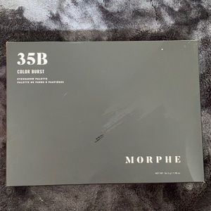 Morphe 35B Color Burst Palette